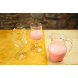 Lassi de rose (photo non contractuelle)